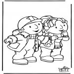 Dibujos Infantiles - Bob el Constructor 8