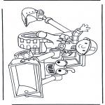 Dibujos Infantiles - Bob en la Niveladora