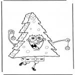 Navidad - Bob Esponja en Navidad 3