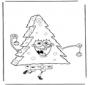 Bob Esponja en Navidad 3