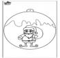 Bola de Navidad - Santa Claus 1