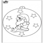 Bola de Navidad - Santa Claus 2