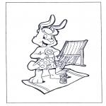 Dibujos Infantiles - Bubu 1