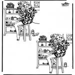 Manualidades - Busca las 10 diferencias 12
