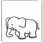 Dibujos Infantiles - Caballo de Juguete 2