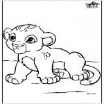 Animales - Cachorro de león