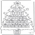 Navidad - Calendario de adviento