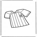 Diversos - Camiseta de fútbol