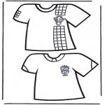 Diversos - Camisetas de fútbol 1