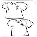 Diversos - Camisetas de fútbol 2