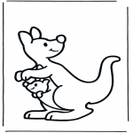 Animales - Canguro 2
