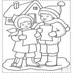 Invierno - Cantando en la nieve 2