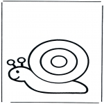 Animales - Caracol 1