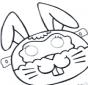 Careta de conejo