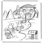 Temas - Casa del Conejo de Pascua