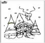 Casa en la nieve 2