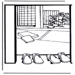 Diversos - Casa japonesa