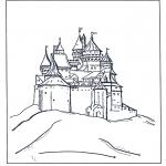 Personajes - Castillo de Disney