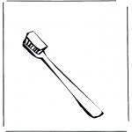 Diversos - Cepillo de dientes