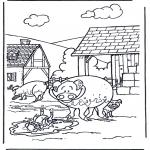 Animales - Cerdos 3