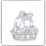 Temas - Cesta de Pascua
