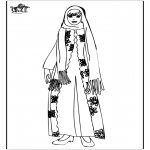 Dibujos Infantiles - Chica 2