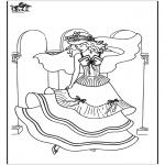 Dibujos Infantiles - Chica 5