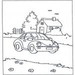 Diversos - Coche y casa