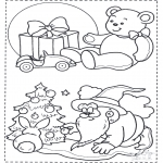 Navidad - Colorea la Navidad 1