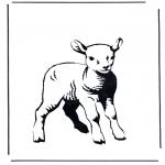 Animales - Corderito 2