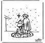 Cuento de navidad con pastorcillos