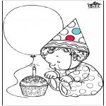 Temas - Cumpleaños 1 año