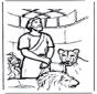 Daniel y los leones 1