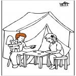 Diversos - De acampada 3