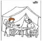 De acampada 3