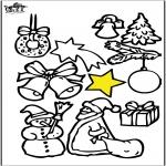 Navidad - Decoraciones de Navidad 4