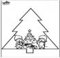 Decoraciones para árboles de Navidad