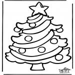 Navidad - Dibujo de Navidad para ventana 6
