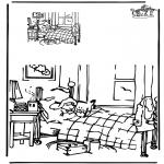 Manualidades - Dibujo del Osito Paddington