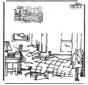Dibujo del Osito Paddington