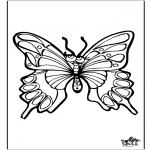 Manualidades - Dibujo para Ventana 3