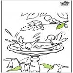 Diversos - Dibujo - Primavera
