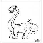 Animales - Dinosaurio 10