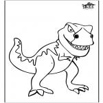 Animales - Dinosaurio 11