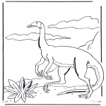 Animales - Dinosaurio 3