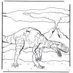 Animales - Dinosaurio 4
