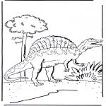 Animales - Dinosaurio 5