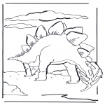 Animales - Dinosaurio 6