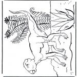 Animales - Dinosaurio 7