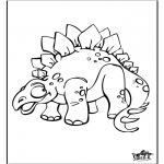 Animales - Dinosaurio 9